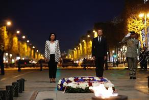Завершился визит президента Грузии во Францию
