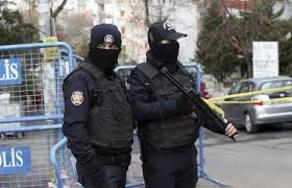 თურქეთში FETO-სთან კავშირის ბრალდებით 34 ადამიანი დააკავეს