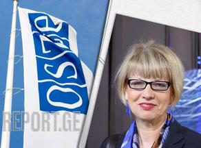 OSCE Secretary General in Tbilisi