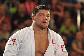 Judoka Beka Ghviniashvili wins golden medal