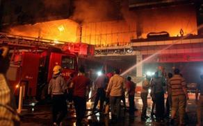 ბაღდადის კოვიდკლინიკაში აფეთქებას 58 ადამიანი ემსხვერპლა