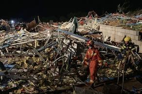 Торнадо в Ухане - погибли 6 человек