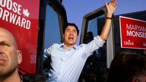 კანადაში ჯასტინ ტრიუდოს ლიბერალები უმცირესობის კაბინეტს დააკომპლექტებენ