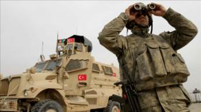 Turkey begins withdrawing troops from Afghanistan