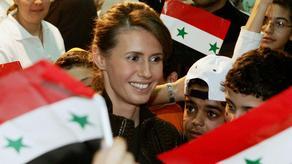 სირიის პირველ ლედის ბრიტანეთი ტერორიზმში ადანაშაულებს