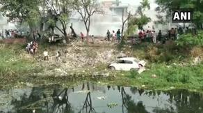 ინდოეთში პიროტექნიკის ქარხანაში აფეთქება მოხდა, არიან დაღუპულები