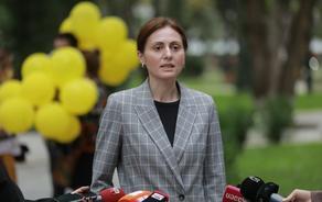 Анна Бибилашвили: Каладзе уверяет нас, что в стране всё в порядке