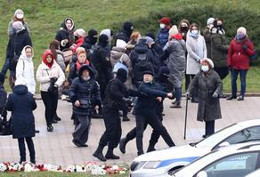 ბელარუსში 150-ზე მეტი ადამიანი დააკავეს