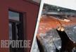 В селе Кизиладжло сгорел дом