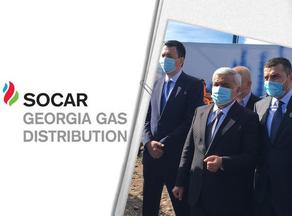 SOCAR Georgia Gas ქვემო ქართლის გაზიფიცირებას განაგრძობს