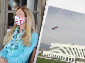 US Ambassador to Georgia hosting political leaders