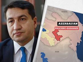 Hikmet Hajiyev: Armenia fired rockets at Ganja central market - VIDEO